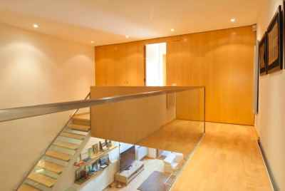 Duplex with large terrace on Passeg de Gracia in Barcelona
